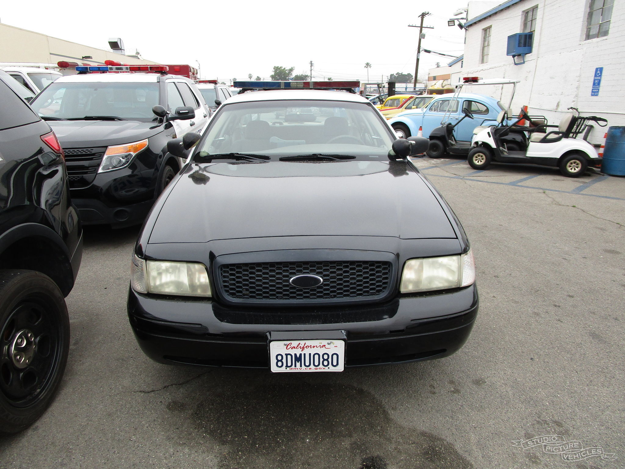 Ford Crown Victoria Police Car | Studio Picture Vehicles