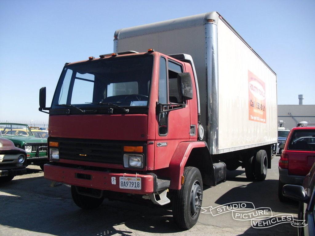 5 Ton Truck Studio Picture Vehicles