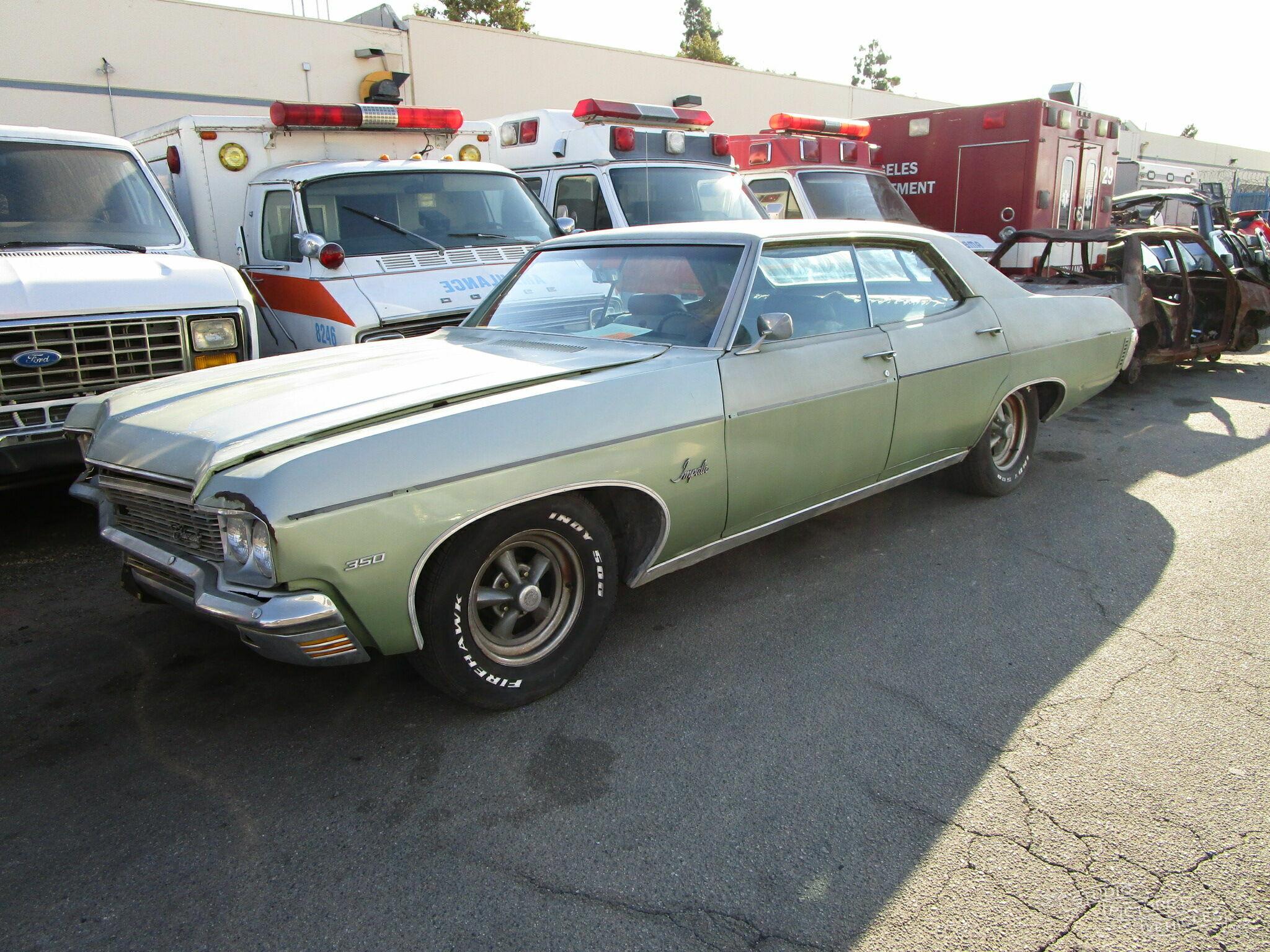 Chevy Impala | Studio Picture Vehicles